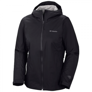 Columbia Women ' S Evapouration Jacket - Black