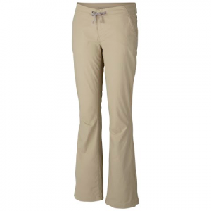 Columbia Women ' S Anytime Outdoor Boot Cut Pant - Tusk