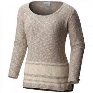 Columbia Women ' S Peaceful Feelin ' Ii Sweater - Flint Grey