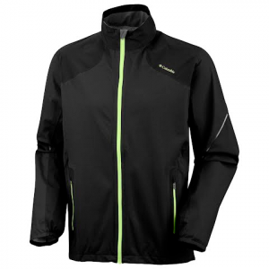 Columbia Mens Flyin Dry Shell - Black