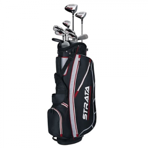 Callaway Men ' S Strata 12 - Piece Golf Set
