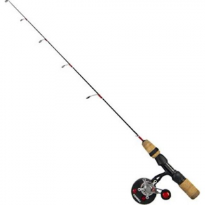 Frabill Straight Line 371 Bro Series 32 Inch Walleye Jigging Rod And Reel Combo ( M / L )