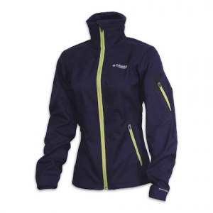 Columbia Women ' S Heat Feat Softshell Jacket - Eclipse