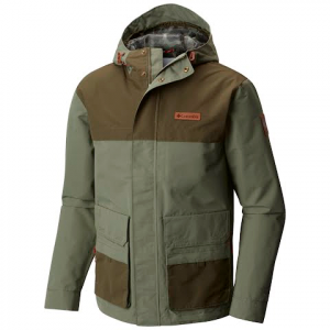Columbia Men ' S South Canyon Jacket - Cypress / Peatmoss