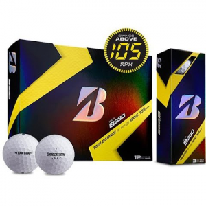 Bridgestone Tour B330 Golf Balls ( 1 Dozen ) - White