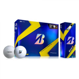 Bridgestone Tour B330 - S Golf Balls ( 12 Pack ) - White