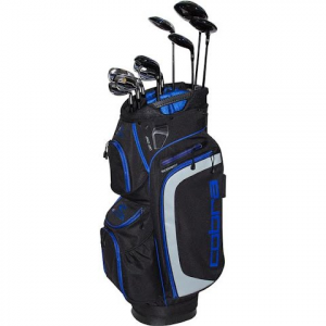Cobra Golf Xl Complete Set - Black / Blue