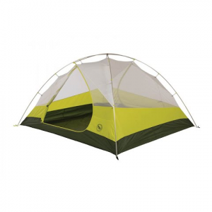 Big Agnes Tumble 4 Mtnglo 3 Season Tent - White / Sulphur