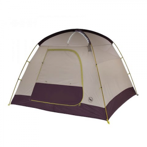 Big Agnes Yellow Jacket 4 Mtnglo Base Camp Tent - Stone / White