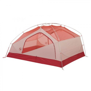 Big Agnes Van Camp Sl3 3 Season Tent - Gray / Red