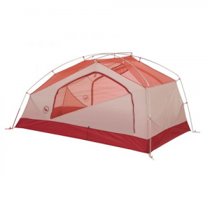 Big Agnes Van Camp Sl2 3 Season Tent - Gray / Red