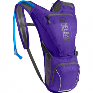 Camelbak Women ' S Aurora 85oz Hydration Pack For Cycling - Deep Purple / Graphite
