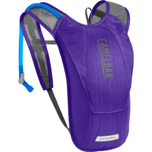 Camelbak Women ' S Charm 50oz Hydration Pack For Cycling - Deep Purple / Graphite