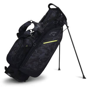 Callaway Hyper - Lite 3 Double Stap Stand Bag - Camouflage