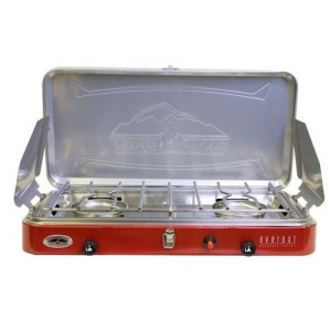 Camp Chef Everest Hi Pressure Two - Burner Stove