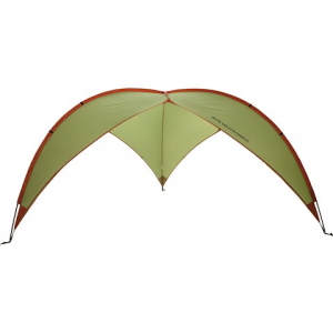 Alps Mountaineering Tri - Awning Shelter - Sage / Rust
