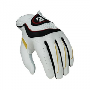 Bridgestone Men ' S Soft Grip Golf Glove - White