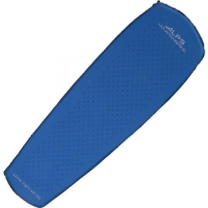 Alps Mountaineering Ultra - Light Air Pad ( Regular ) - Blue