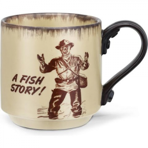 Big Sky Carvers Fish Story Mug