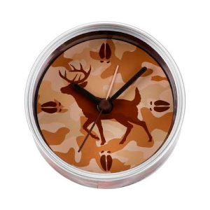 Big Sky Carvers Camo Clock - N - Can