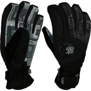 Drop Mens Boundary Iii Short Glove - 100black