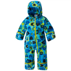 Columbia Youth Infant Snowtop Ii Bunting - Peninsula Critter Blocks