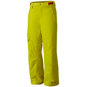 Columbia Youth Bugaboo Insulated Snow Pant - Gingko