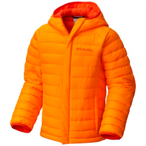 Columbia Boy ' S Toddler Powder Lite Puffer Jacket - Solarize