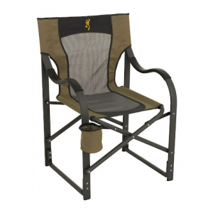 Browning Camp Chair - Khaki / Coal