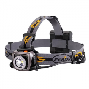Fenix Hp15ue Headlamp - Grey