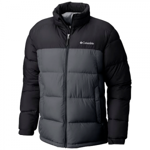 Columbia Men ' S Pike Lake Jacket - Black / Graphite