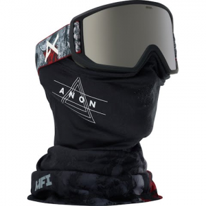 Anon Men ' S Relapse Mfi Goggle - Red Planet / Silver Solex