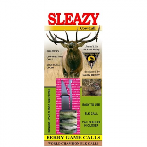 Berry Game Calls Sleazy Cow Elk Call