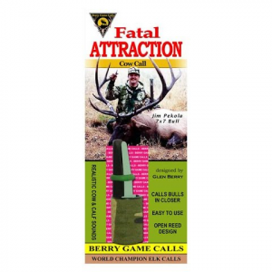 Berry Game Calls Fatal Attraction Cow Call