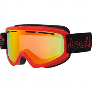 Bolle Schuss Goggle - Shiny Red / Sunrise