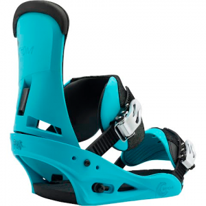 Burton Men ' S Custom Snowboard Binding - Cs Blue