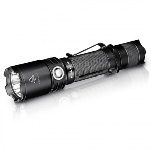 Fenix Tk20r Rechargeable Flashlight - Black