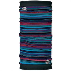 Buff Polar Reversible Buff - Multi Blue