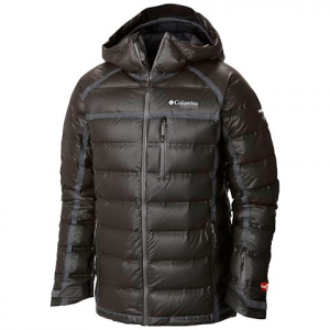 Columbia Men ' S Outdry Ex Diamond Down Insulated Jacket - Black