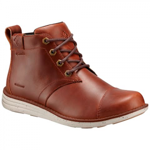 Columbia Men ' S Irvington 6 '' Chukka - Cinnamon / Maple