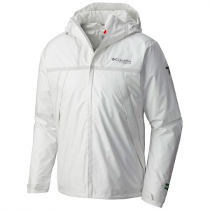 Columbia Men ' S Outdry Ex Eco Insulated Shell - White
