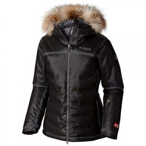 Columbia Women ' S Outdry Ex Diamond Heatzone Jacket - Black