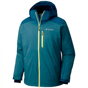 Columbia Men ' S Lost Peak Jacket - Phoenix Blue