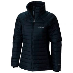 Columbia Women ' S Gold 750 Turbodown Hybrid Jacket - Black