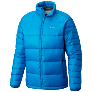 Columbia Men ' S Frost Fighter Jacket - Dark Compass