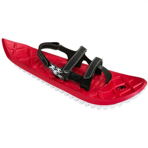 Crescent Moon Eva All - Foam Snowshoes - Imperial Red