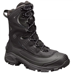 Columbia Men ' S Bugaboot Ii Xtm Winter Boots - Black / Charcoal