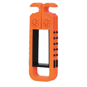 Transpack Ski Bat Ski And Pole Carrier - Orange With Black