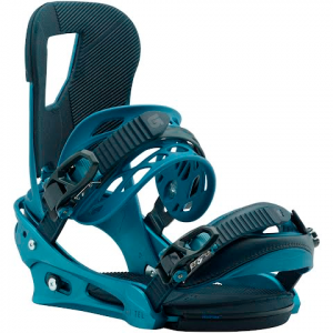 Burton Men ' S Cartel Snowboard Binding - Blue Boy