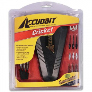 Accudart Pro Line Cricket Dart Set